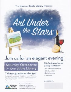 2016 Oct Hanover-library-poster-1