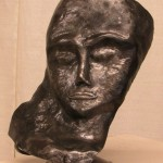 Portrait Sculpture by David Robertson
